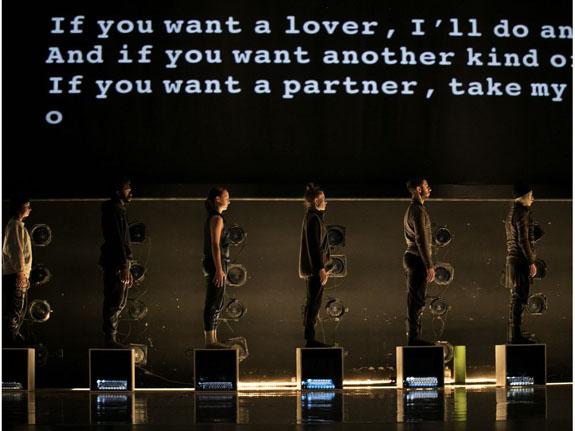 3fc47c89e Darkly brilliant Cohen ballet